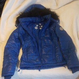 Aeropostle girls puffer jacket